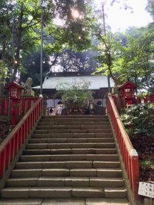 麻賀田神社