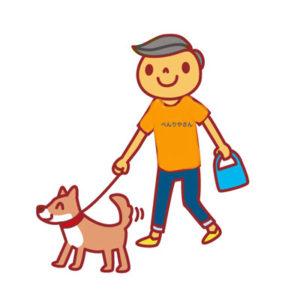 犬の散歩代行サービス
